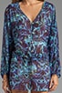 Peri Adriana Caftan, view 5, click to view large image.