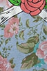 Donovan Floral Graphic Tee, view 4, click to view large image.