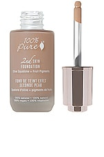 100% Pure 2nd Skin Foundation: Olive Squalene + Fruit Figments in Shade 6