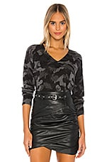 27 miles malibu Candice Sweater in Black