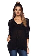 Trudy Sweater in Black