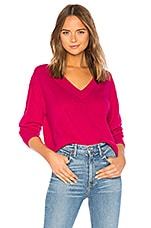 360CASHMERE Lois Sweater in Magenta