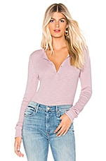 360CASHMERE Dylan Henley in Lilac