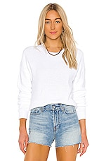 525 america Relaxed Pullover in Bleach White
