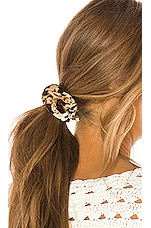 8 Other Reasons Cheetah Scrunchie Set in Leopard