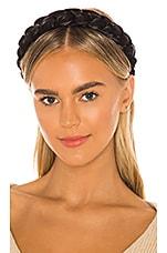 8 Other Reasons Twist Headband in Black