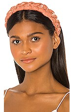 8 Other Reasons Tightknit Headband in Peach
