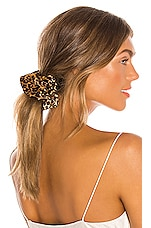 8 Other Reasons All Good Scrunchie in Leopard