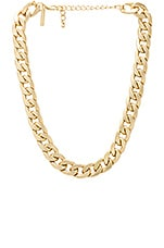 8 Other Reasons Undefeated Necklace in Gold