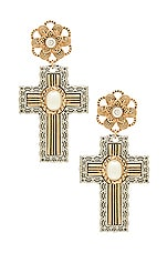 8 Other Reasons Holy Earrings in Gold