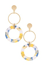 8 Other Reasons Jagger Hoop Earring in Gold