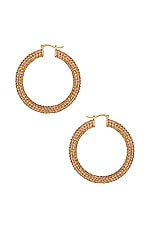8 Other Reasons Pave Hoops in Amber