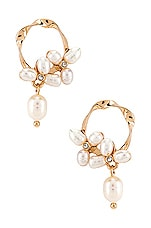 8 Other Reasons Pearl Drop Earrings in Gold
