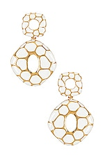 8 Other Reasons California Earrings in Ivory