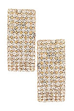 8 Other Reasons Dash Stud Earring in Gold