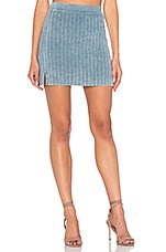 ARC Anabel Skirt in Washed Blue