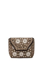 Elise Clutch in Black