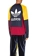 adidas x Bed J.W. Ford Game Jersey BW in Legend Ink F17