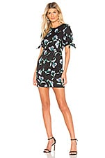 About Us Ronda Dress in Black Floral