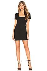 About Us Daphnie Mini Dress in Black