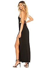 About Us Solange Maxi Dress in Black