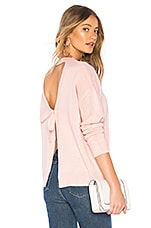 About Us Yvette Sweater in Blush