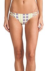 Maui Bikini Bottom in Arrow