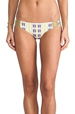 Tanzania Bikini Bottoms in Arrow