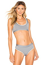 Acacia Swimwear Nica Top in Platinum