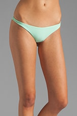 Axel Brazilian Ruched Bottom in Melona