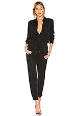 YFB CLOTHING Everest Jumpsuit in Black