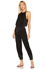 YFB CLOTHING Diego Jumpsuit in Black