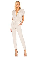 YFB CLOTHING Adrienne Jumpsuit in Haze