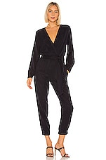 YFB CLOTHING Catelyn Jumpsuit in Midnight