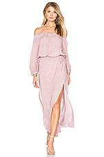 YFB CLOTHING Canyon Dress in Dusted Peony