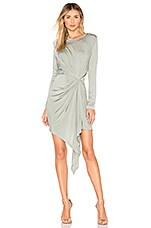 YFB CLOTHING Yumi Dress in Sage