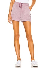 YFB CLOTHING Milo Short in Orchid Pigment