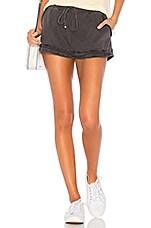 YFB CLOTHING Arrow Short in Black Sand