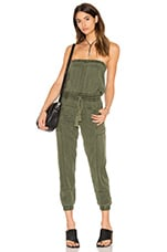 YFB CLOTHING Luke Jumpsuit in Palm