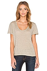 Sprout Top in Sand