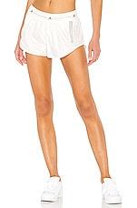 adidas by Stella McCartney Run Short in Core White