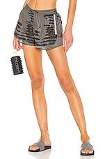 adidas by Stella McCartney Run M20 Short in Grey Five
