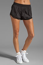 Athletic Short in Black