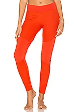 adidas by Stella McCartney Training Tight in Blaze Orange