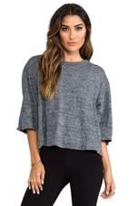 YO Sweatshirt in Hyena Mel