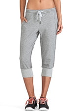 ESS 3-4 Sweatpant in Core Heather