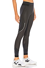 adidas by Stella McCartney Run Long Legging in Black