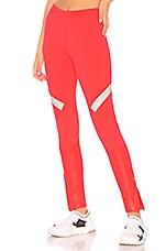 adidas by Stella McCartney Run Climaheat Legging in Turbo