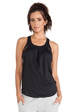 Chill Running Tank in Black