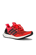 adidas Originals UB1 Solar Orange in Core Black & Solar Red